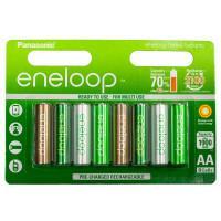 Аккумуляторы Panasonic Eneloop Botanic Colors AA 1900мАч 8шт