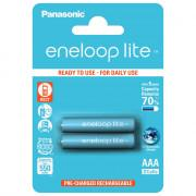 Аккумуляторы Panasonic Eneloop Lite AAA 550мАч BK-4LCCE-2BE 2шт