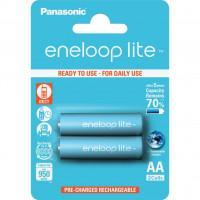 Аккумуляторы Panasonic Eneloop Lite AA 950мАч BK-3LCCE-2BE 2шт