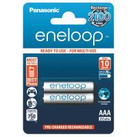 Аккумуляторы Panasonic Eneloop AAA 750мАч BK-4MCCE-2BE 2шт