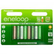 Аккумуляторы Panasonic Eneloop Botanic Colors AAA 750мАч BK-4MCCE-8TE 8шт