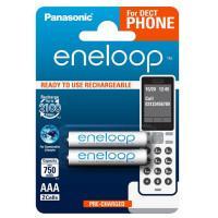 Аккумуляторы Panasonic Eneloop AAA 750мАч 2шт