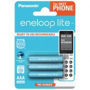 Аккумуляторы Panasonic Eneloop Lite AAA 550мАч BK-4LCCE-3DE 3шт