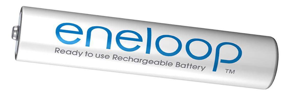 Eneloop аккумуляторы