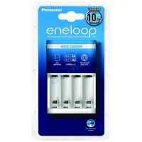 Зарядное устройство Panasonic Eneloop Basic Charger BQ-CC51E