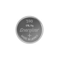Серебряно-цинковая батарейка для часов Energizer 390 / 389 MD 1шт