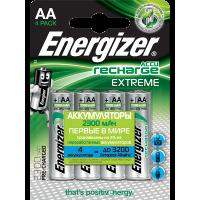 Аккумуляторы Ni-Mh металлогидридные Energizer Extreme AA 2300мАч 4шт