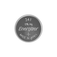 Серебряно-цинковая батарейка для часов Energizer 341 LD 1шт
