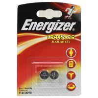 Батарейка алкалиновая Energizer LR44 AG13 A76 357 2шт