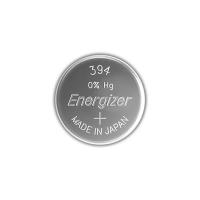 Серебряно-цинковая батарейка для часов Energizer 394 / 380 MD 10шт