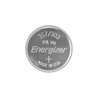 Серебряно-цинковая батарейка для часов Energizer 357 / 303 LD 1шт