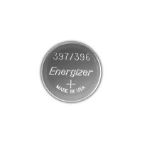 Серебряно-цинковая батарейка для часов Energizer 397 / 396 MD 1шт