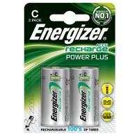Аккумуляторы Ni-Mh металлогидридные Energizer Recharge Universal C LR14 2500 мАч 1,2В 2шт