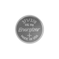 Серебряно-цинковая батарейка для часов Energizer 371 / 370 MD 10шт