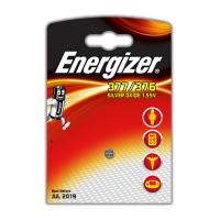 Серебряно-цинковая батарейка для часов Energizer 377 / 376 MD 10шт
