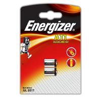 Батарейка Energizer Алкалайновая A11 2шт