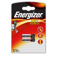 Батарейка Energizer Алкалайновая A27 2шт