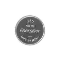 Серебряно-цинковая батарейка для часов Energizer 335 LD 1шт