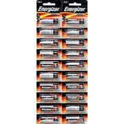 Батарейки алкалиновые Energizer Alkaline Power AA LR6 1,5В 1шт (отрывной блистер 20 сегментов)