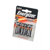 Батарейки алкалиновые Energizer Alkaline Power AAA LR03 made in USA 6шт