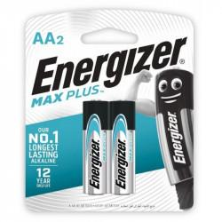 Батарейки алкалиновые Energizer Max Plus AA LR6 1,5В 2шт