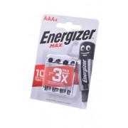 Батарейки алкалиновые Energizer Max AAA LR03 4шт