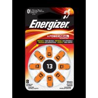 Батарейки для слуховых аппаратов Energizer Zinc Air 13 8шт