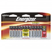 Батарейки алкалиновые Energizer Max Power Seal AAA LR03 1,5В 16шт