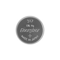Серебряно-цинковая батарейка для часов Energizer 317 LD 10шт