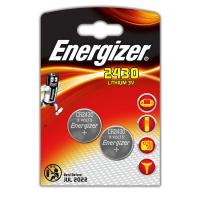 Литиевые батарейки Energizer CR2430 3В 2шт