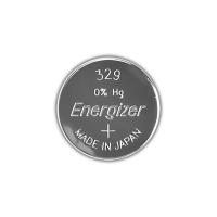 Серебряно-цинковая батарейка для часов Energizer 329 LD 1шт