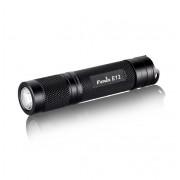 Ручной карманный маленький фонарь Fenix E12 светодиодный Cree XP-E2 LED черный IPX8