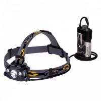 Налобный фонарь Fenix HP30R светодиод Cree XM-L2 XP-G2 (R5) черный корпус
