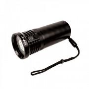 Водонепроницаемый подводный фонарь для дайвинга Ferei Shine W167 светодиодный 8 x CREE XM-L2 холодный свет Набор