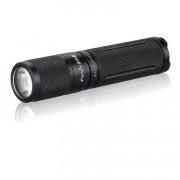 Карманный маленький фонарь Fenix E05 (2014 Edition) светодиодный Cree XP-E2 R3 LED черный IPX8