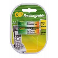 Аккумуляторы металлогидридные Ni-MH GP 130AAHC-2CR2 Rechargeable AA 1300мАч 1,2В 2шт