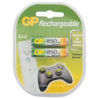 Аккумуляторы металлогидридные Ni-MH GP 85AAAHC-5DECRC2 Rechargeable AAA HR03 850мАч 1.2В 2шт