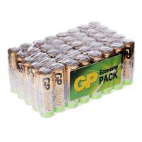 Батарейки алкалиновые GP GP15ARS-2CRDP40 Super AA LR6 1,5В 40шт