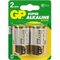 Батарейки алкалиновые GP 14А-CR2 Super C LR14 1,5В 2шт