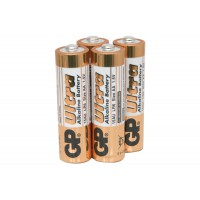 Батарейка GP Ultra Alkaline AA 1,5В 4шт