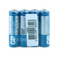 Батарейки солевые GP 15C/R06 PowerPlus AA R6 1,5В 40шт