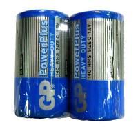 Батарейки солевые GP 14C/R14 PowerPlus C R14 1,5В 24шт