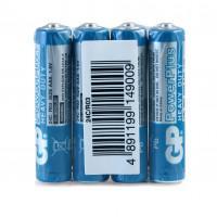Батарейки солевые GP 24C/R03 PowerPlus AAA R03 1,5В 40шт