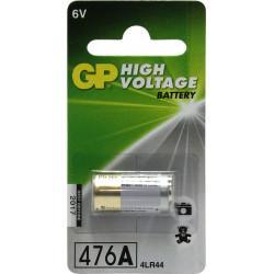 Батарейка алкалиновая GP High Voltage 4LR44 476A 6В 1шт