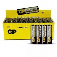 Батарейки солевые GP Supercell AAA R03 1,5В 40шт