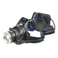 Налобный светодиодный фонарь IP65 GARIN LUX HL10 4Вт питание 4шт АА