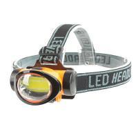 Налобный светодиодный фонарь GARIN LUX HL9COB 3Вт питание 3шт ААА