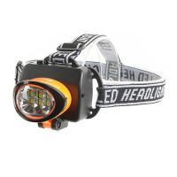 Налобный светодиодный фонарь GARIN LUX HL9SMD 3Вт питание 3шт ААА<br />