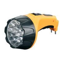 Ручной аккумуляторный светодиодный фонарь GARIN LUX Accu LED1500 1Вт питание VRLA 4В