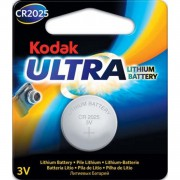 Батарейки литиевые Kodak Ultra CR2032 дисковые 3В 60шт